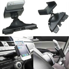 Universal Car CD Slot Mount Holder Stand Cradle for iPhone 6 Plus Samsung Note 4