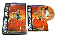 SOVIET STRIKE (Sega Saturn) PAL (Long Box)