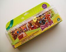 """SCOOBY DOO PIRATE CREW 5 x 3"""" Figure Pack Blister Pack"""