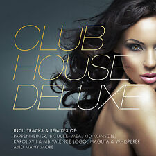 CD Club House Deluxe von Various Artists  2CDs