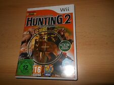 North American Hunting Extravaganza 2 Nintendo Wii  NEW NOT SEALED