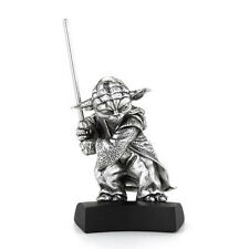 Royal Selangor - Star Wars - Yoda Pewter Statue NEW IN BOX