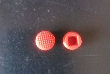 2 x TRACKPOINT POINTER MOUSE CAP RUBBER NIPPLE, HP,IBM, TOSHIBA,DELL* OZ SELLER*