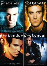 """THE PRETENDER 1-4 COMPLETE SERIES COLLECTION DVD BOX SET 16 DISCS """"NEW&SEALED"""""""