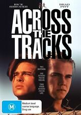 Across the Tracks DVD FREE LOCAL POST REGION ALL PLAYS WORLDWIDE NEW SEALED