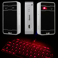Wireless Bluetooth Qwerty Virtual Laser Keyboard Mouse For Android ios Windows
