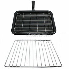 Extendable Shelf & Small Grill Pan Rack for Prima Oven Cooker