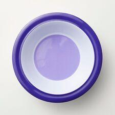 Barel Junior Violet And Lavender Rimmed Melamine Bowl - Kids, Breakfast & Dinner