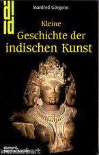 """Manfred Görgens - """" Kleine Geschichte der indischen KUNST """" (1986) - tb"""