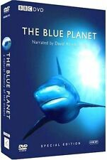 BLUE PLANET Complete Series BBC David Attenborough Collection Boxset NEW DVD R4