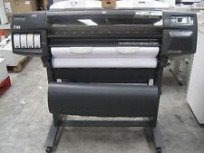 HP DesignJet 1050C Plus A0 Large Format Colour Canvas Banner Printer + Warranty