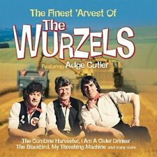 THE WURZELS ( NEW SEALED CD ) FINEST 'ARVEST / GREATEST HITS / VERY BEST OF