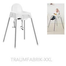 IKEA Kinderhochstuhl  WEISS Hochstuhl Kindersitz Babystuhl Babysitz Baby NEU&OVP