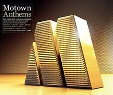 VARIOUS - MOTOWN ANTHEMS  (2016) BRAND NEW SEALED 4CD