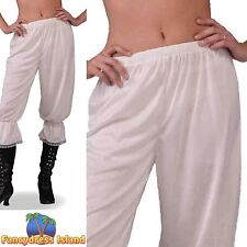 OLD ENGLAND MEDIEVAL PANTALOONS - Size 10-14 - womens ladies fancy dress costume