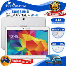 "[NEW SEALED BOX] SAMSUNG GALAXY TAB 4 SM-T530 16GB Wi-Fi 10.1"" + 12MTH OZ WTY"