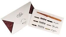 Brause Calligraphy Artists & Writing Dip Pen & 6 Nib Set (137B)