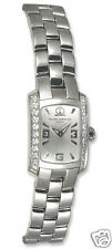 Baume & Mercier Ladie's Hampton Diamond & Stainless Steel Watch GREAT CONDITION!