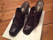 shellys ladies shoes Size 6/39 Leather Upper Mules