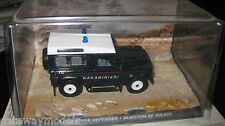 JAMES BOND 007 MOVIE CARS 1/43 LAND ROVER DEFENDER SWB FROM QUANTUM OF SOLACE