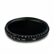 77mm verstellbarer ND2 - ND400 Neutraldichte ND Graufilter variabel