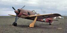FOCKE-WULF Fw 190 A-5, Jagdflugzeug. Modellbauplan RC
