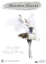The Bolshoi Ballet Collection (DVD, 2015, 3-Disc Set) BRAND NEW SEALED