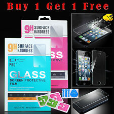 100% Genuine Tempered Gorrila Glass Film Screen Protector For Apple iPhone 7 New