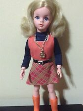 BLOND BRAZILIAN SUSI DOLL BY ESTRELA FROM 70's