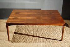 Danish Rosewood Coffee Table Mid Century Vintage Retro