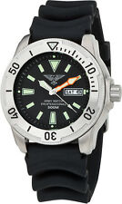 ARMY WATCH Germany Taucheruhr EP-860 50ATM japani. Seiko Quarzwerk TOP EDC