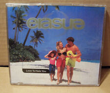 CD - erasure - love to hate you 1991
