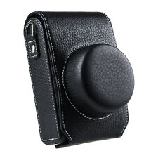 Genuine Leather Camera Carry Cover Bag Protective Case for Leica D-Lux Type 109