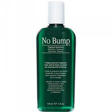 GiGi No Bump Tropical Solution Prevents Ingrown Hair Bumps from Waxing 118ml NEW