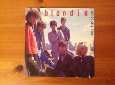 BLONDIE 1979 vinyl 45rpm single UNION CITY BLUES
