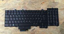 orig. DELL Precision M6400 M6500 Tastatur Keyboard DE backlight 0D127R NSK-DE20G