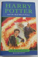 J.K.ROWLING-HARRY POTTER AND THE HALF-BLOOD PRINCE-FIRST EDITION,BLOOMSBURY 2005