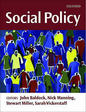 Social Policy by Oxford University Press (Paperback, 1999)