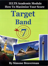 Target Band 7- Maximize your IELTS academic score 3rd edition, English Paperback