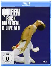 QUEEN - ROCK MONTREAL & LIVE AID (BLU-RAY DISC)