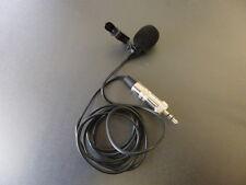 Lavalier Mikrofon passend zu Sennheiser EW 100,300,500 und Freeport