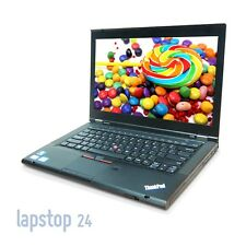 Lenovo ThinkPad T430 Core i5 3.Gen 2,5Ghz 4Gb 320GB Win7 Webcam USB 3.0 WLAN/ö