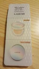 NEW LANEIGE BB Cushion SPF50+ PA+++  No.21 Beige + No. 21C Cool Beige 2g x2 (4g)