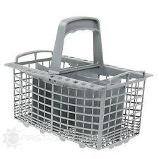 Hotpoint Dishwasher Drawer Cutlery Basket 230mm x 180mm x 220mm (Grey)