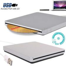USB External DVD CD±RW Burner Writer Reader Drive Player  for Windows/Mac/Linux
