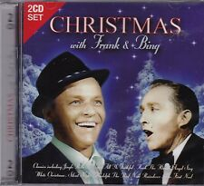 CHRISTMAS with FRANK SINATRA & BING CROSBY - 2 CD's - NEW