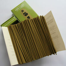 Japanese Incense Sticks | Morning Star | Pine | 200 Sticks & hldr | Nippon Kodo