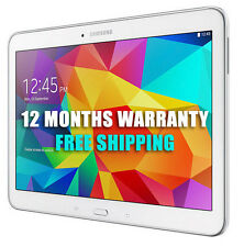 Samsung Galaxy Tab 4 10.1 SM-T530 16GB Wi-Fi White Tablet 12 months warranty