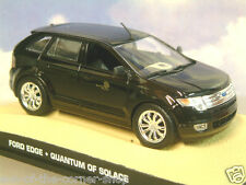 DIECAST 1/43 JAMES BOND 007 FORD EDGE IN BLACK FROM QUANTUM OF SOLACE DY091