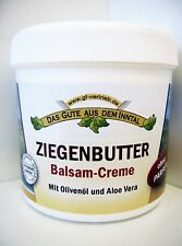 Goat Butter Balm Cream with Olive oil and Aloe Vera 200 ml